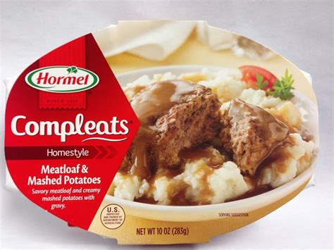 Homestyler Not Working hormel compleats meatloaf amp mashed potatoes food review