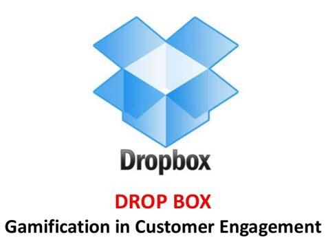 dropbox customer service dropbox gamification in customer engagement manu