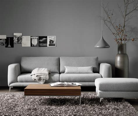 bo concept couch drop pendant grey metal with fargo sofa from boconcept