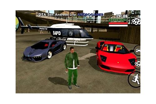 gta san andreas mods carros herunterladen for android
