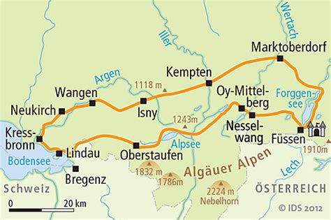 Bauernhäuser Im Allgäu by Seen Im Allg 228 U Karte Filmgroephetaccent