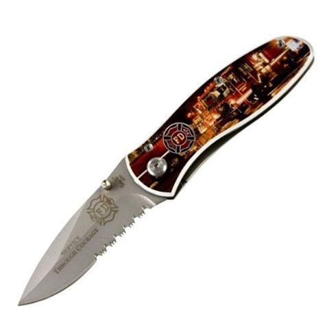 best firefighter knife fury tactical firefighter logo folding knife free with