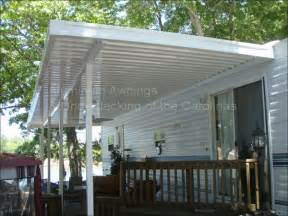 Awnings Greensboro Nc Aluminum Awnings Rv Campers