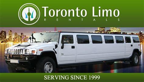 toronto limo toronto limo rentals