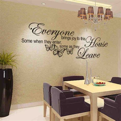 removable wall stickers wall decal quotes for living room living room wall decor