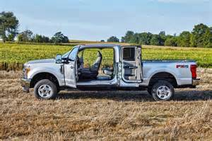 Ford F Series Duty 2017 Ford F Series Duty Gets Tougher Smarter More