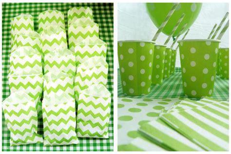 party themes green kara s party ideas green themed boy girl 5th birthday