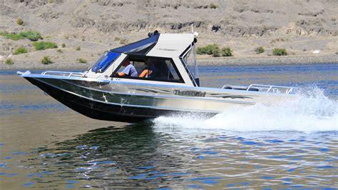 Thunder Jet 3 skeena aluminum boat manufacturer thunder jet