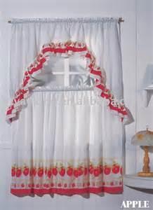 Apple Kitchen Curtains Apple Kitchen Curtains 171 Blinds Shades Curtains