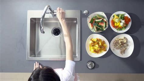 cuisine ni輟ise insinkerator食物殘渣處理機 ise 65 ise 200 形象影片 food waste
