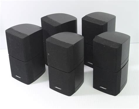 bose lifestyle 12 series ii 2 home theater system ebay
