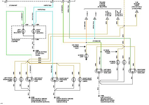 ford ranger instrument lights wiring diagram 44 wiring