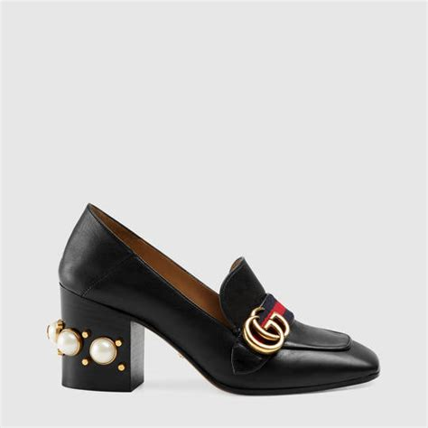 Gucci Slip Wedges Loafers pumps gucci shop gucci