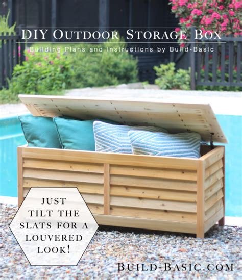 outdoor storage bench diy diy outdoor storage benches the garden glove