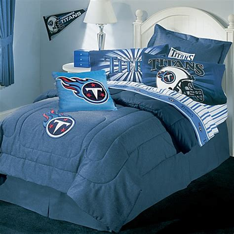 tennessee comforter set nfl tennessee titans queen comforter set bed bath beyond