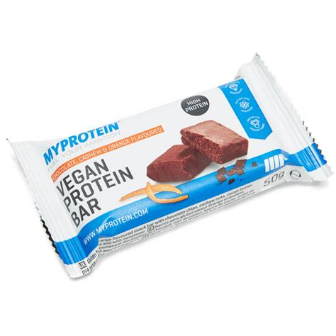 top rated protein bars buy vegan protein bars myprotein com