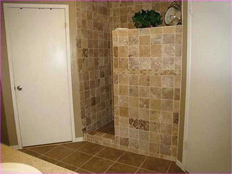 doorless shower good image  shower designs size doorless