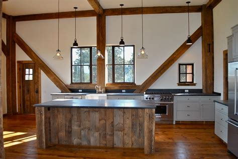 barn board kitchen cabinets barn kitchen traditional kitchen other metro by