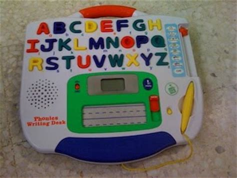 leapfrog phonics writing desk macam macam ada leapfrog phonics writing desk