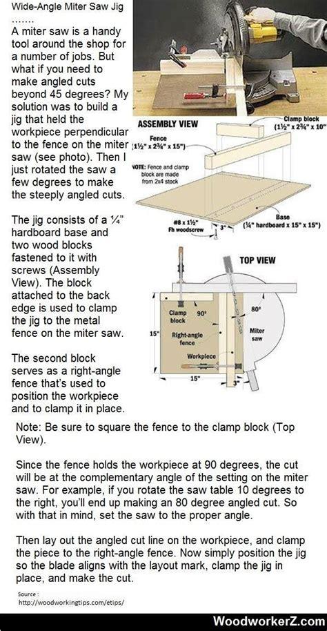 fabulous  miter  ideas woodworking jigs jet