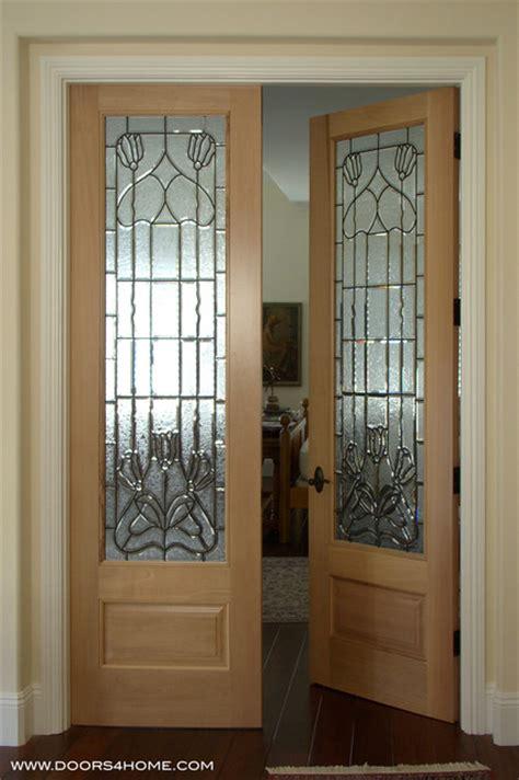 Interior Beveled Glass Doors Interior Beveled Glass Doors Traditional Interior Doors Los Angeles By Doors4home