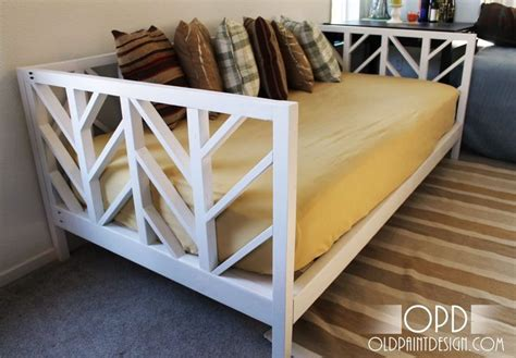 diy daybed plans daybed design plans woodworking projects plans