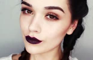 I Dark Lips Makeup Tutorial Youtube