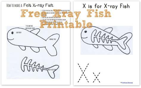Abc Felt how to make a felt x fish abc felt animals