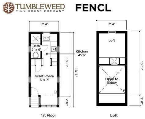 Grad Student S Tiny House Tour And Interview On Living Tiny Tiny Home Floor Plans Canada