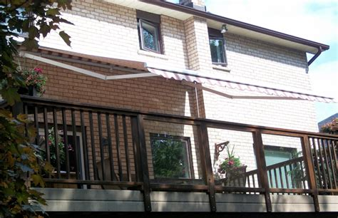 Rolltec Awnings by Rolltec Retractable Awnings Toronto Ontario Canada