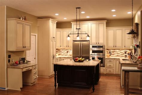 newly remodeled kitchen by hg design interiors hg design