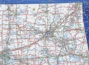 map of oklahoma odot 2007 highway map northeast oklahoma