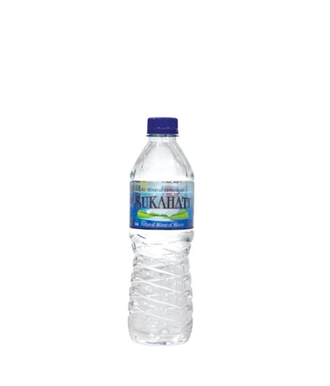 Botol Air Mineral 600 Ml sukahati malee mineral water manufacturer in malaysia
