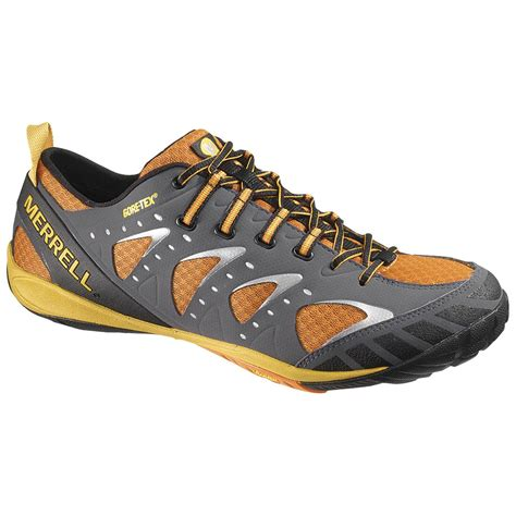 waterproof shoes waterproof merrell 174 embark glove tex trail running