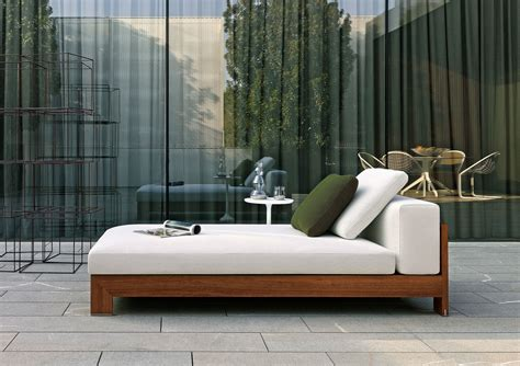 Outdoor Sofa Daybed by Minotti Outdoor Sofa Furniture Sofa