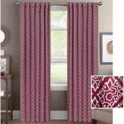 Walmart Room Darkening Curtains Better Homes And Gardens Diamond Scroll Room Darkening