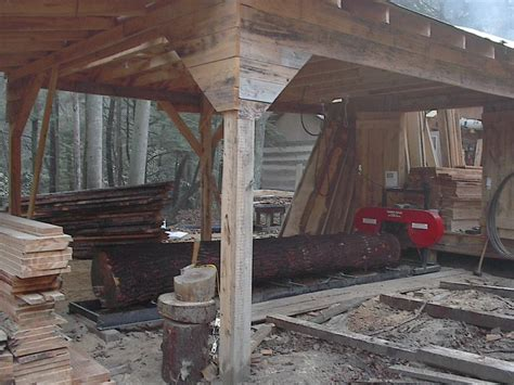 modifications  tricks  small bandsaw mills