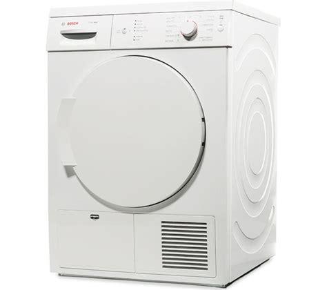 Bosch White Hair Dryer buy bosch classixx 7 wte84106gb tumble dryer white