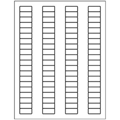 Free Avery® Template for Index Maker Clear Label Dividers