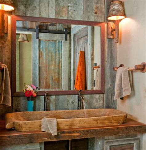 barnwood bathroom ideas bathroom accent wall 183 barn wood 183 barnwood 183 design