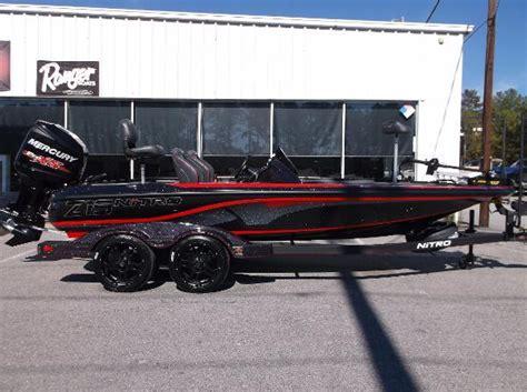 nitro boats z19 sport 2018 nitro z19 z pro package piedmont south carolina