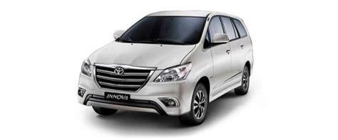 On Road Price Toyota Innova Toyota Innova Price In India Review Pics Specs