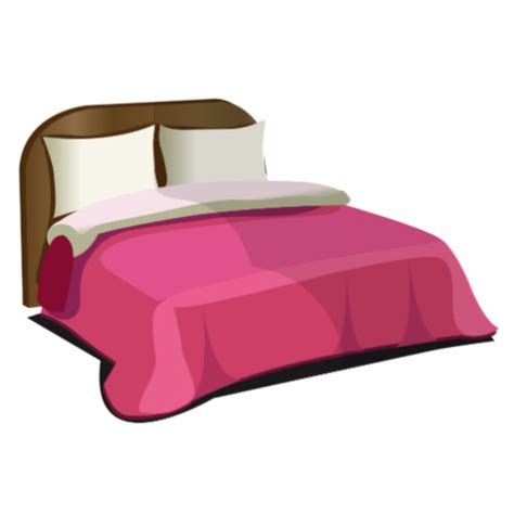 bed clip bed clipart pink pencil and in color bed clipart
