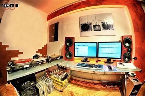 dj room dj rooms studio