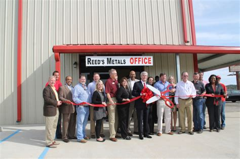 reeds metals reed s metals opens new mississippi location