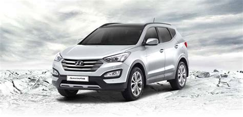 Hyundai Santa Fe Price In India by Hyundai Santa Fe Discontinued In India Autodevot