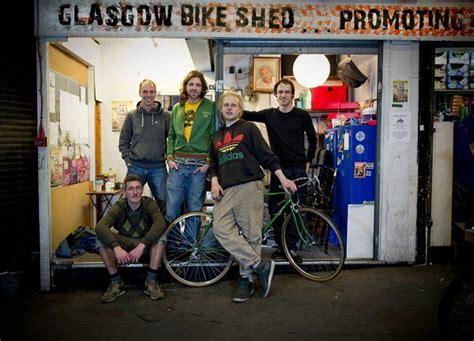 Bike Shed Glasgow glasgow bike shed worldwide cycling atlas