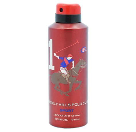 Sprei No 1 Usa beverly polo club deodorant spray sport no 1 buy
