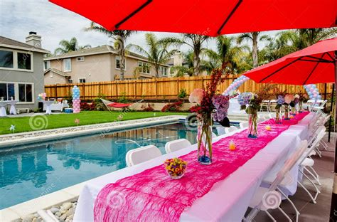 backyard pool party pool party decorating ideas party ideas