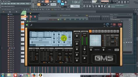 youtube tutorial fl studio 12 fl studio 12 edm tutorial plugin gms 14 youtube